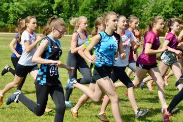 Kaczki Średnie: Mistrzostwa w biegach...