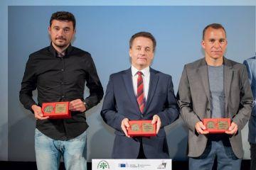 Wiśniewski i Sochacki nagrodzeni za...