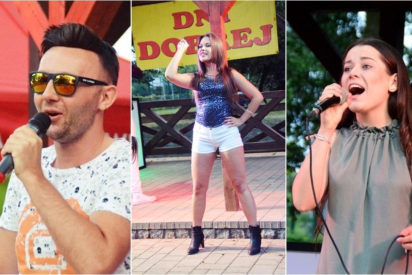 Dni Dobrej: Sobota z disco polo. Zaśpiewali Malina i MaTTi, Alster i Gesek - foto: Arkadiusz Wszędybył