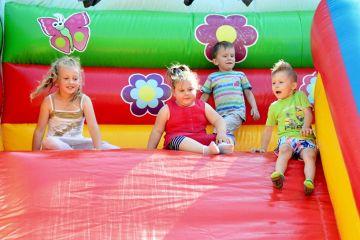 Bibianna: Dzień Dziecka ze Stowarzyszeniem...
