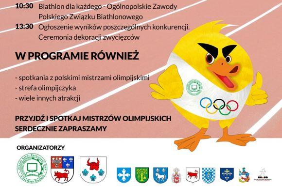 Turek: Dzień Olimpijski 2018 w ZSR CKP Kaczki Średnie