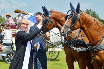 Tuliszków: Miłośnicy koni rywalizowali, a...