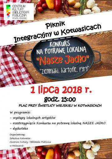 Konkurs na Potrawę Lokalną