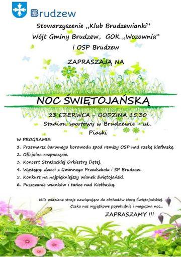 Noc Świętojańska - Brudzew 2018