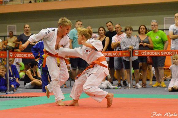 Miasto Turek: Wideo: 6 klubów judo rywalizowało w Amica Judo Cup 2018